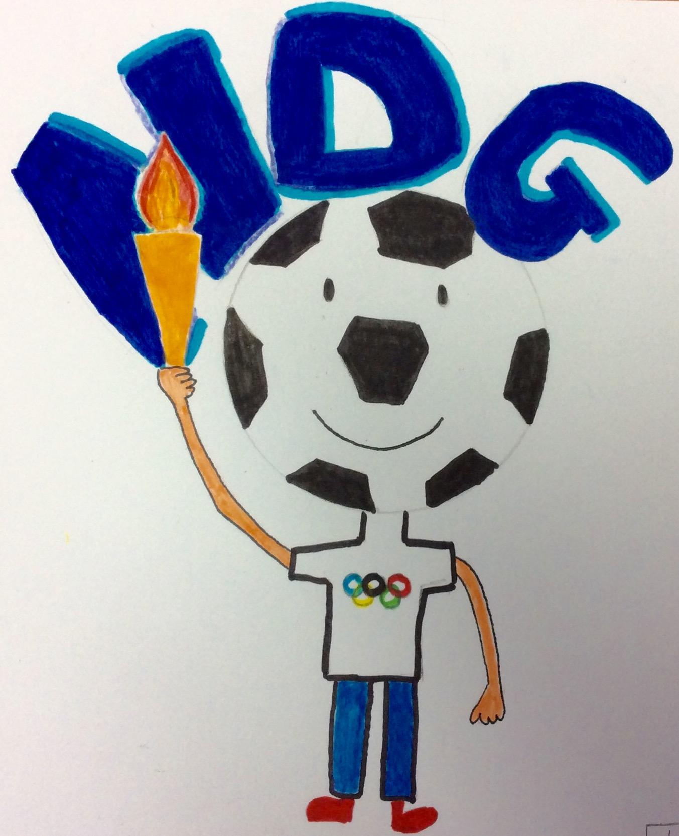 Logo officiel de l'année du Sport